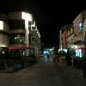 dupnica-centre-at-night