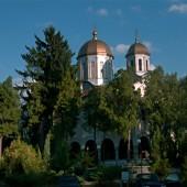 "Православният храм ""Св. Георги Победоносец"" в Дупница."