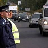 Протестиращите често пропускаха преминаващите автомобили и нямаше големи задръствания.