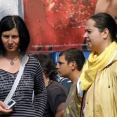 Даниела Методиева и Десислава Панайотова-Янкова виждат края на протестния ден