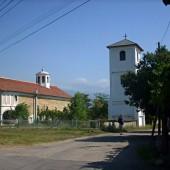 Църква и кула