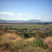 Местността около село Пороминово. По тези земи е била някога границата ни с Македония.